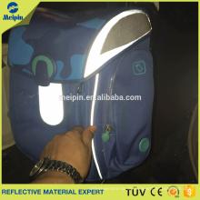 Gute Sichtbarkeit reflektierende PVC-hohe Sichtbarkeit für Kleidung und Taschen