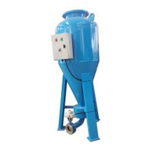 Equipamento industrial do tratamento da água dos separadores da areia do hidrociclone