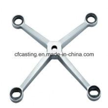 Casting Edelstahl Glasspinne