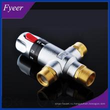 """Fyeer Г1/2"""" Латунь термостатический Смесительный Клапан (QH0211)"""
