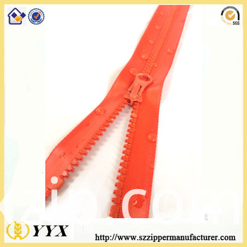 waterproof zipper plastic zipper