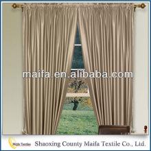 Nuevos diseños de la cortina Producto de la manera Precio competitivo Cortina moderna de la seguridad