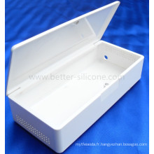 Boîte de transport d'aide auditive protectrice et médicale de ventes chaudes