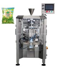 Machine d'emballage VFFS à trois servos