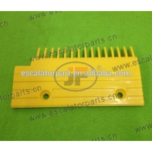 Hyundai Comb Finger, escalator part