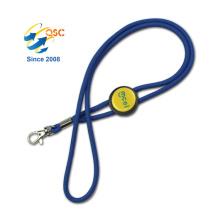 Einfache Lanyard Hals Umhängeband billige benutzerdefinierte