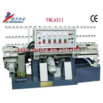 YMLA211 Mini vidro Vertical afiação máquina com 4 rodas