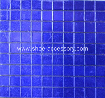3x3mm Golden Shape Glass Mirror Mosaic