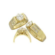 Уникальное обручальное кольцо с хорошим качеством