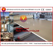 Furniture PVC Foam Board Production Machinery