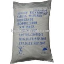Bicarbonate de sodium de qualité alimentaire et de qualité industrielle