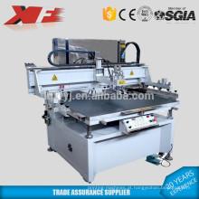 Motor de impressão de triagem de seda máquina de impressão com mesa de vácuo