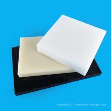 100% Virgin Antistatic Black Pom Plate