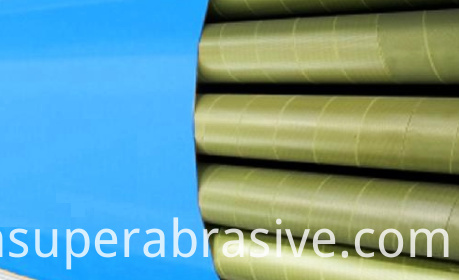 Seamless diamond abrasive strips