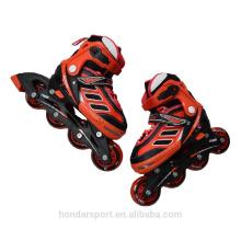 Alta qualidade com patins de rolamento ajustáveis de baixo preço para crianças
