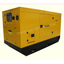 10kVA~150kVA Soundproof Generator with CE/Coq/ISO/Soncap