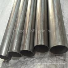 Tubo De Aco Aluminizado Tube Dx53D COM Revestimento De Aluminio 80g 120g Used for Exhaust Automobile Pipes