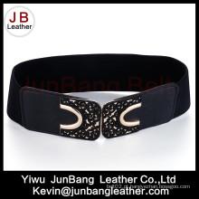Cintura de cintura elástica para vestidos Cintura de cintura universal