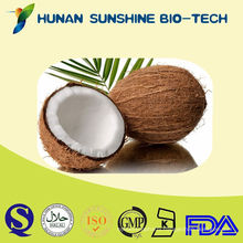 Natural Low Fat Coconut Fruit Flavor Powder coconut milk powder