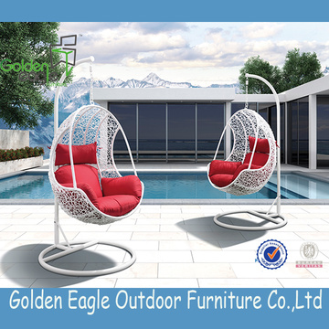 Wicker / Rattan Outdoor Furniture swing chair