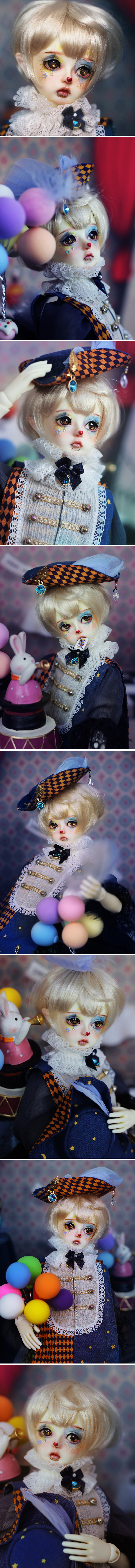 BJD Puppet Pinocchio Ball Jointed Doll