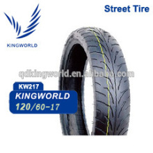 120/60-17 tubeless motorcycle tire