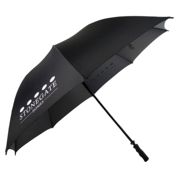 China wholesale customized outdoor sun golf umbrella with logo