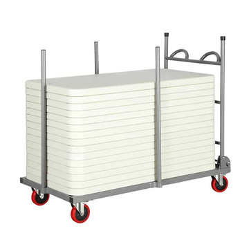 Hot Sale Iron Table Trolley factory