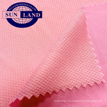 tela de malla del birdeye de la frialdad de nylon del poliéster para el verano