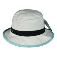 New Gab color blocked bucket hat