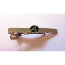 Nickel Plating & Enamel Tie Clip (Hz 1001 H024)