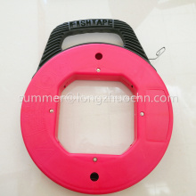 Cable Puller Steel Wire Reusable Electrical Fish Tape Reel