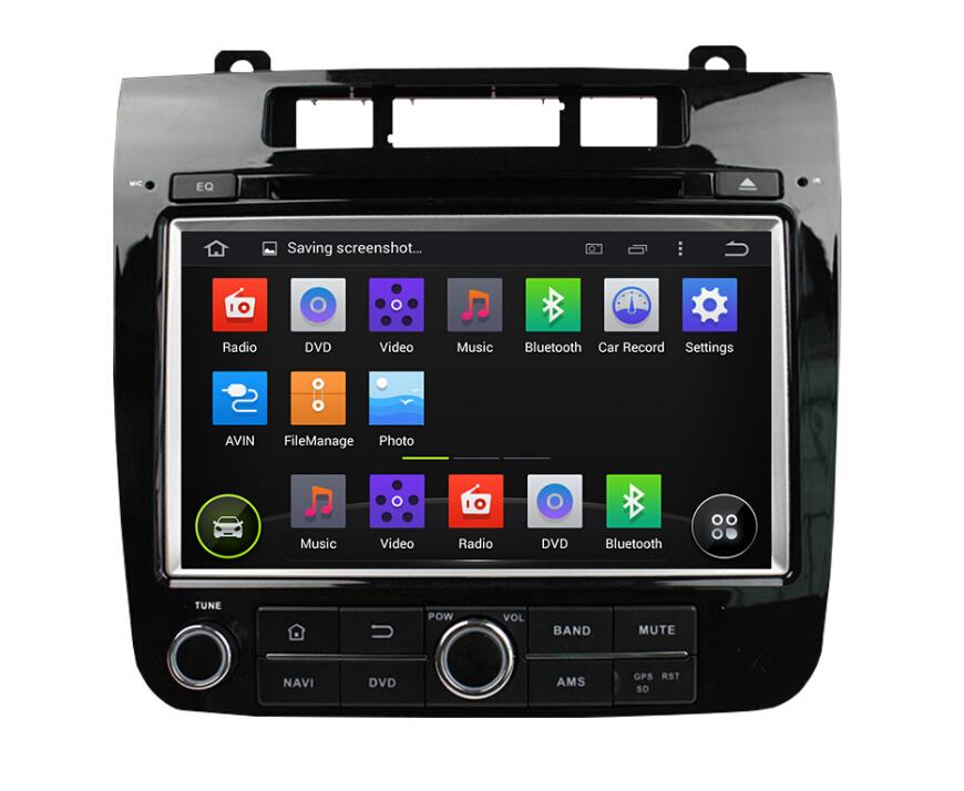 GPS Car Multimedia System For VW Touareg 2011-2014
