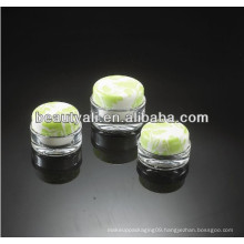 15ml 30ml 50ml 100ml Luxury Double Wall Cosmetic Jar