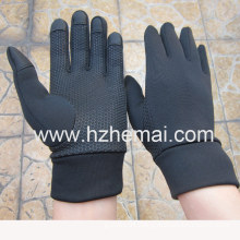 Magic Nylon Acrylic I Touch Screen Gloves for iPhone iPad