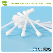 Disposable medical Sterile cotton tipped applicators