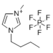 Name: 1H-Imidazolium, 3-butyl-1-methyl-, hexafluorophosphate(1-) (1:1) CAS 174501-64-5