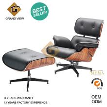 Sala de estar dos Eames Lounge Chair (GV-EA670)