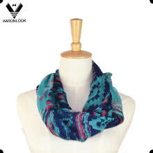 Cheap Good Quality Polyester Printed Snood