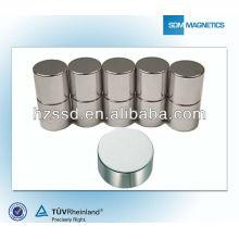 Ímãs industriais de elevação de alta qualidade em formas personalizadas, tamanhos de N35-N38AH grau