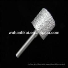 """Diapasón de diamante de 1,4 """"de diámetro, afilado al vacío, piedra de amolar"""