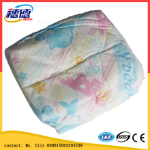 High Quality Super Absorption Baby Diaper Wholesale