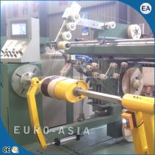 Máquina de enrolamento de bobina de fio para transformador