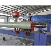 Fiberglass Pipe winding machine GRP pipe Filament Winding Machines
