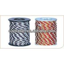 2016 nuevo diseño de tela trenzada de rayón cordón