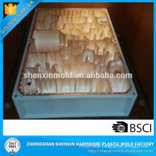 Professional custom pressure die casting aluminium die casting products