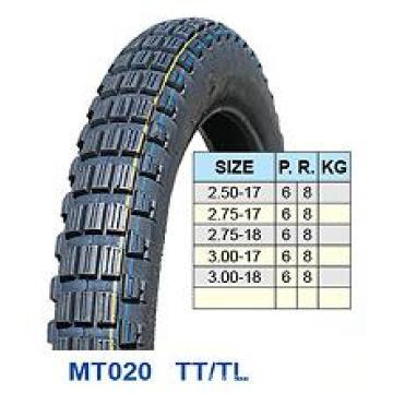 Moto pneu 3.00-18/3.00-17