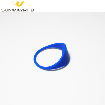 Logo Laser Gelang Events Silicone RFID Wristbands