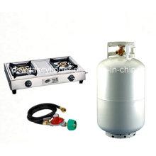 HP295 Material Camping Low Pressure LPG Cylinder