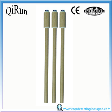 OEM/ODM Supplier for Immersion Sampler Head Immersion Sampler for Melting Furnace Usage supply to Bermuda Manufacturers